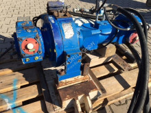 Krupp HB 35 drilling, harvesting, trenching equipment