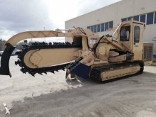 Tesmec TRS700 drilling, harvesting, trenching equipment