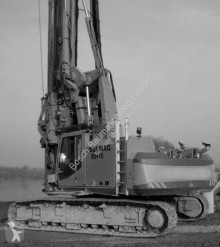 Delmag RH16 drilling, harvesting, trenching equipment