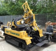 Orteco 820J drilling, harvesting, trenching equipment