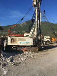 Casagrande C20 drilling, harvesting, trenching equipment