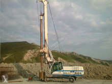 Soilmec R210 drilling, harvesting, trenching equipment
