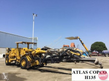 Atlas Copco - H135 drilling, harvesting, trenching equipment