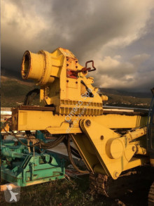 CMV drilling, harvesting, trenching equipment