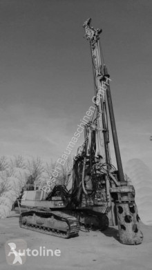 Delmag RH0610 drilling, harvesting, trenching equipment