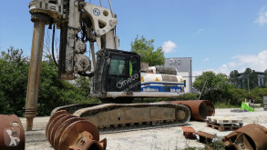 Soilmec drilling, harvesting, trenching equipment