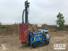 Apageo drilling vehicle drilling, harvesting, trenching equipment