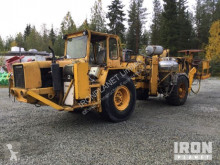 Volvo drilling, harvesting, trenching equipment
