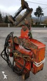 Total loaded weight 3PHF drilling, harvesting, trenching equipment