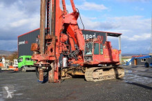 Delmag RH 2513 / KDK 25 ton / Kellybar 3/24m drilling, harvesting, trenching equipment