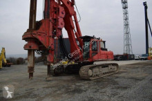 forage, battage, tranchage Delmag RH 26 W CAT 330B / Rotary Drilling Rig