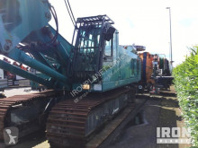 Sunward drilling vehicle drilling, harvesting, trenching equipment