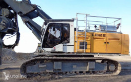Liebherr LB28 drilling, harvesting, trenching equipment