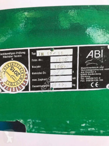 ABI TM ABI - TM 12/15 drilling, harvesting, trenching equipment