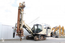 Atlas Copco drilling vehicle drilling, harvesting, trenching equipment
