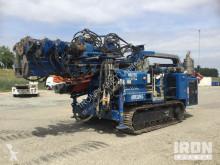 Hütte HBR205-GT drilling, harvesting, trenching equipment