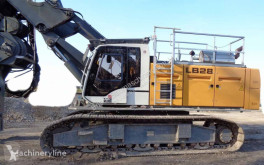 forage, battage, tranchage Liebherr