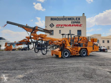 Tamrock drilling vehicle drilling, harvesting, trenching equipment