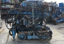 escavadora de perfuração, de bate-estacas,de valas Klemm MR 701E