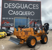 Case trencher drilling, harvesting, trenching equipment