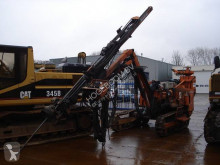 Tamrock DHA400 drilling, harvesting, trenching equipment