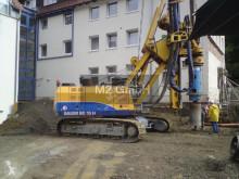 boormachine, heistelling, sleuvenfrees Bauer BG 15 H