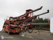 Tamrock Axera DT12 Boomer / Tunnelbohrgerät drilling, harvesting, trenching equipment