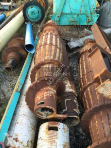 trivellazione, battitura, tranciatura Bauer FDP Full dispalcement drilling set 610 mm