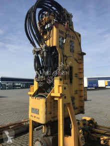 Bauer Vibro MR 125 V drilling, harvesting, trenching equipment