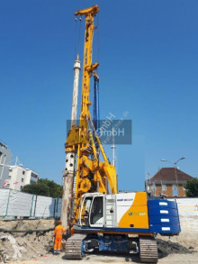 Bauer BG 24 H drilling, harvesting, trenching equipment
