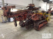 Klemm drilling vehicle drilling, harvesting, trenching equipment