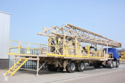 trivellazione, battitura, tranciatura carrello perforatore usato