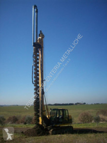 MAIT HR45 PALI CFA drilling, harvesting, trenching equipment