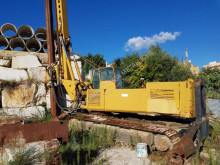 MAIT HR 110 drilling, harvesting, trenching equipment