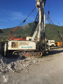 Casagrande c 20 drilling, harvesting, trenching equipment