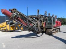 Sennebogen drilling vehicle drilling, harvesting, trenching equipment