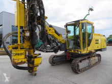 Atlas drilling vehicle drilling, harvesting, trenching equipment