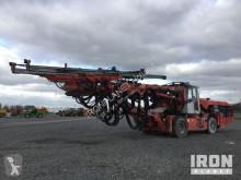 Sandvik drilling, harvesting, trenching equipment
