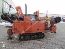 Ditch-witch drilling vehicle drilling, harvesting, trenching equipment