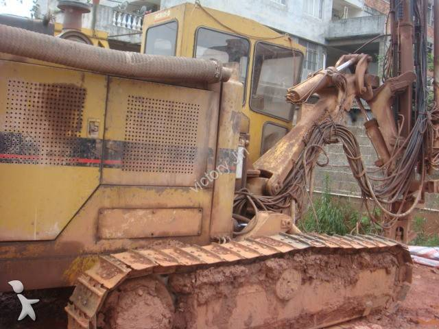 Furukawa 12D drilling, harvesting, trenching equipment