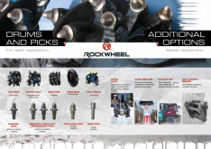 Voir les photos Forage, battage, tranchage Rockwheel G5 TWIN