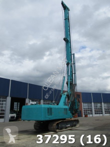 Voir les photos Forage, battage, tranchage Sunward SWDM28S Rotary drilling rig 25 meter