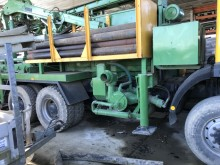 Просмотреть фотографии Сверление, забивка свай, земляные работы Wirth B1A