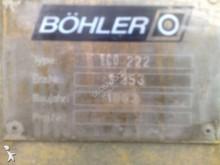 Voir les photos Forage, battage, tranchage Böhler BOHLER 222 BPI