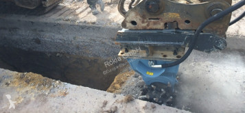 Voir les photos Forage, battage, tranchage Rockwheel D10