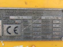 Просмотреть фотографии Сверление, забивка свай, земляные работы Prakla RB 40