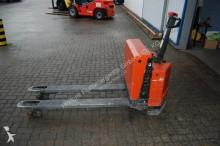 BT pedestrian pallet truck