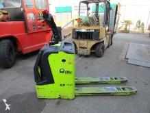 pallet truck met staanplaats bestuurder Pramac