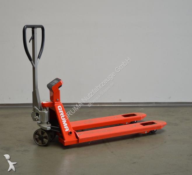 Wózek paletowy nc GHW Premium 1101085W