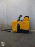 Jungheinrich stand-on pallet truck